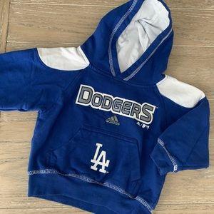 Boys DODGERS hoodie ⚾️